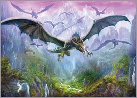 Dragon Chronicles - Die Berge der Drachen