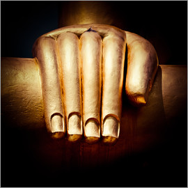 the golden hand