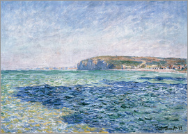 Claude Monet - Die Grande Bleue in Antibes