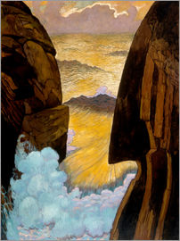 Georges Lacombe - The Green Wave