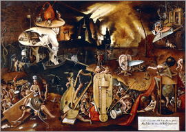 Hieronymus Bosch - The Hell