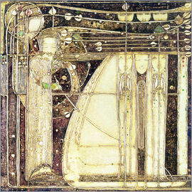 Margaret MacDonald Mackintosh - Die Oper des Windes