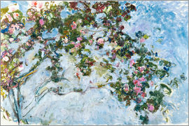 Claude Monet - Die Rosen