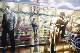 Adrian Chesterman - Diner