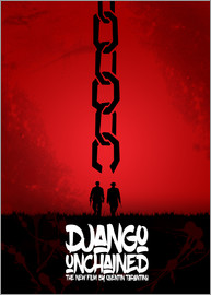 HDMI2K - Django Unchained - Minimal - Tarantino Alternative