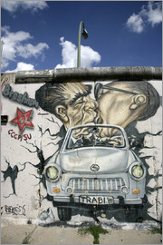 Hans-Peter Merten - East Side Gallery, Berlin