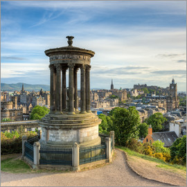 Michael Valjak - Edinburgh Scotland View from Calton Hill
