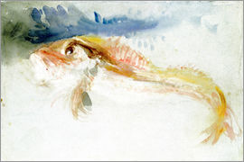 Joseph Mallord William Turner - Ein Knurrhahn