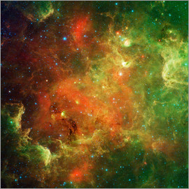 Stocktrek Images - Clusters of young stars