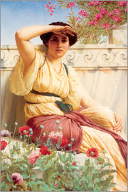 John William Godward - Ein Stelldichein