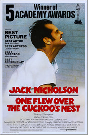 One Flew Over the Cuckoos Nest, Jack Nicholson