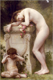William Adolphe Bouguereau - Elegie