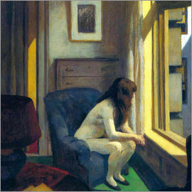 Edward Hopper - Elf Uhr