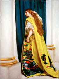 Sir John Everett Millais - Esther