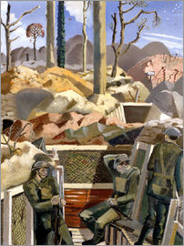 Paul Nash - Existence
