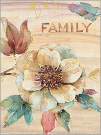 Lisa Audit - Family  Flower