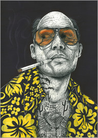 Inked Ikons - FEAR AND LOATHING