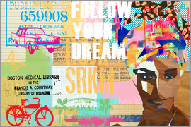 GreenNest - Follow your dream collage