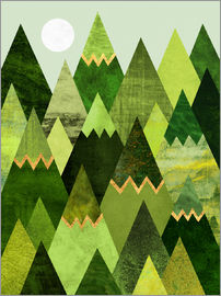 Elisabeth Fredriksson - Forest Mountains