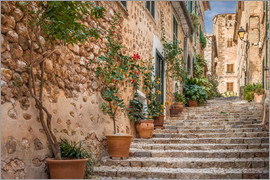 Christian Müringer - Fornalutx - Most beautiful village in Majorca