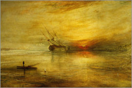 Joseph Mallord William Turner - Fort Vimieux