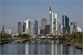 Frankfurt am Main Sehenswert - Frankfurt am Main Shining Morning
