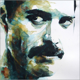 Paul Lovering Arts - Freddie Mercury