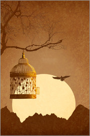 Monika Jüngling - Freedom from the golden cage