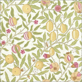 William Morris - Frucht oder Granatapfel