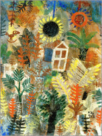 Paul Klee - Gartenlandschaft