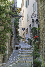 Stuart Black - Gasse in Saint-Paul-de-Vence