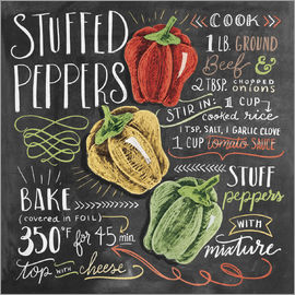 Lily & Val - 30482 stuffedpeppers