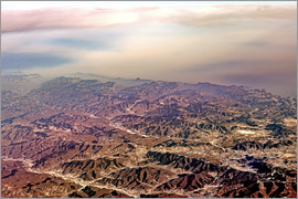 HADYPHOTO GEO ART - GEO ART   MOUNTAINOUS LANDSCAPE IN SHANXI REGION   SOUTH OF CHANGZHI   CHINA 4