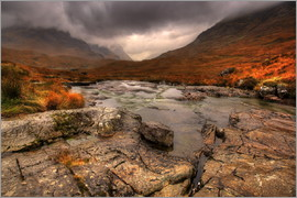 David Wogan - Glencoe, Highlands