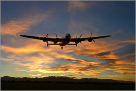 airpowerart - Golden Lancaster