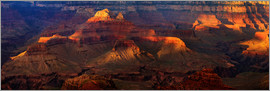 Michael Rucker - Grand Canyon Einblick
