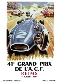 Sporting Frames - grand prix reims