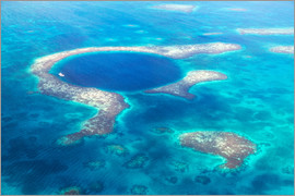 Matteo Colombo - Great Blue Hole, Belize