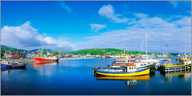 The Irish Image Collection - Hafen von Dingle, Irland