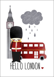 Kanzi Lue - Hallo London