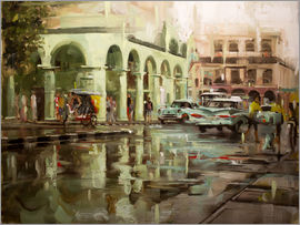 Johnny Morant - Havanna im Regen