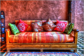 HADYPHOTO by Hady Khandani - HDR   ORIENTAL COUCH   TINERHIR   MOROCCO