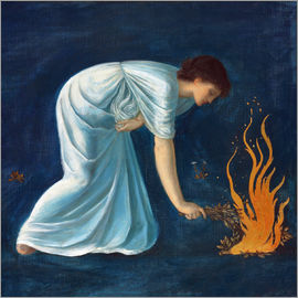 Edward Burne-Jones - Held