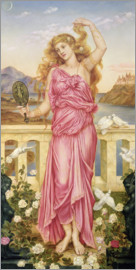 Evelyn De Morgan - Helena von Troja, 1898