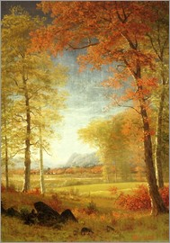 Albert Bierstadt - Herbst in Oneida County