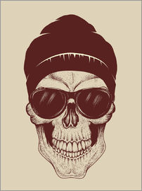 Hipster Head