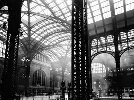Christian Müringer - Historisches New York: Penn Station, Manhattan