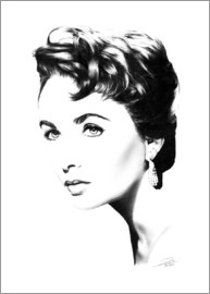 Dirk Richter - Hollywood Diva - Elizabeth Taylor