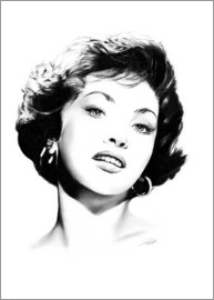 Dirk Richter - Hollywood Diva - Gina Lollobrigida