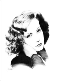 Dirk Richter - Hollywood Diva - Greta Garbo